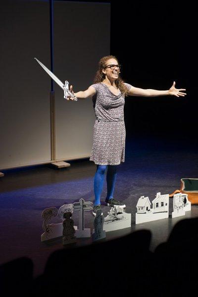 PIEN - een muzikale jeugdtheatervoorstelling