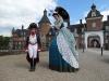 Napoleon en Joséphine - een hysterische, historische walking act